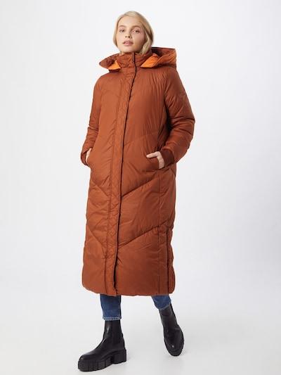 TOM TAILOR DENIM Mantel in chamois / orange, Modelansicht