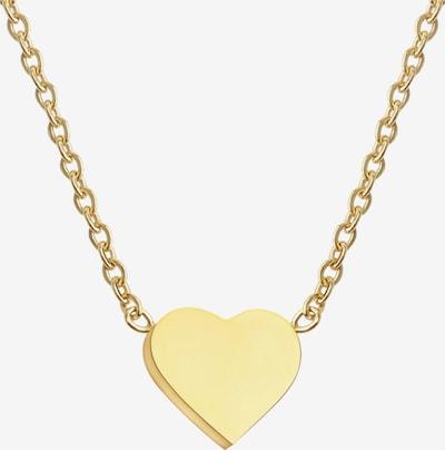 GOOD.designs Herz Halskette in grau, Produktansicht