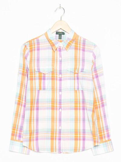 RALPH LAUREN Bluse in M-L in mischfarben, Produktansicht