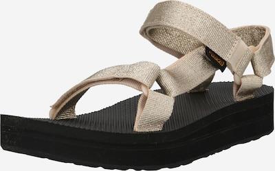Sandale trekking TEVA pe bej, Vizualizare produs