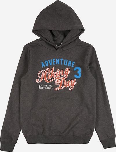 NAME IT Sweatshirt  'VUGO' in dunkelgrau, Produktansicht