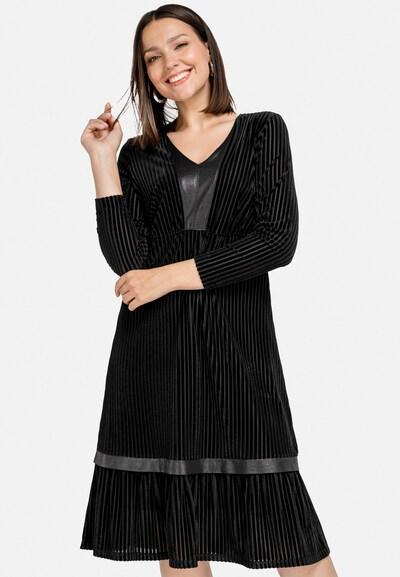 HELMIDGE Kleid in schwarz, Modelansicht