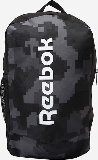 Reebok Sport Sportovní batoh - antracitová / tmavě šedá / černá / bílá, Produkt