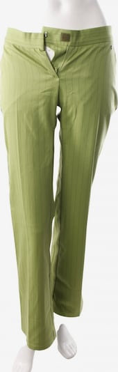 Gsus Sindustries Pants in XS in Dark grey / Grass green, Item view
