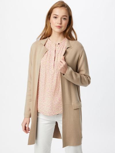 Key Largo Плетена жилетка 'JANE' в бежово, Преглед на модела