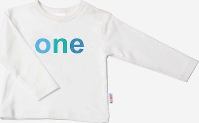 """LILIPUT Langarmshirt """" Boys ONE"""" in weiß, Produktansicht"""