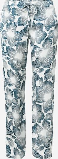 kék / fehér ETAM Pizsama nadrágok 'LOTIER', Termék nézet
