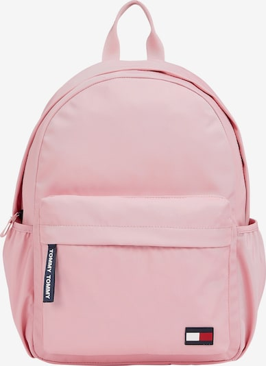 TOMMY HILFIGER Backpack in Navy / Pink / Red / White, Item view