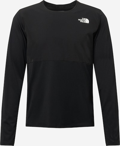 THE NORTH FACE Performance Shirt in Black / White, Item view