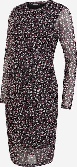 Supermom Kleid in beige / rot / schwarz, Produktansicht