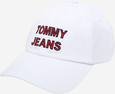 Tommy Jeans Cap in Red / Black / White, Item view