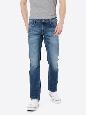 MUSTANG Jeans 'Oregon ' in Blau