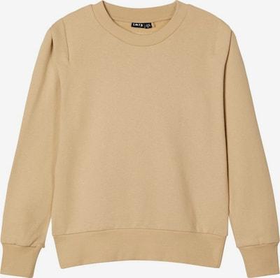 NAME IT Sweatshirt in beige, Produktansicht