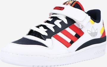 Sneaker bassa 'Forum' di ADIDAS ORIGINALS in bianco