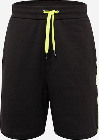 ARMANI EXCHANGE Pantalón en gris / verde neón / negro, Vista del producto