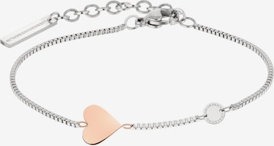 Liebeskind Berlin Bracelet en rose / argent, Vue avec produit