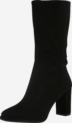 Steven New York Ankle boots 'OAKLA' σε μαύρο