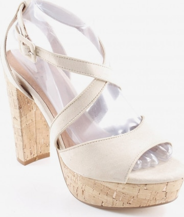 Another A High Heels in 40 in Beige