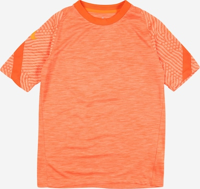 NIKE Sport-Shirt 'Breathe Strike' in orange / rosa, Produktansicht