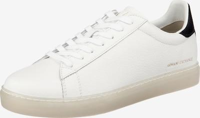 ARMANI EXCHANGE Sneaker in schwarz, Produktansicht