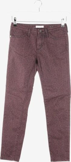 Rich & Royal Jeans in 26/32 in bordeaux, Produktansicht