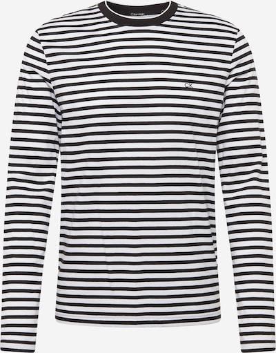 Maglietta Calvin Klein di colore nero / bianco, Visualizzazione prodotti