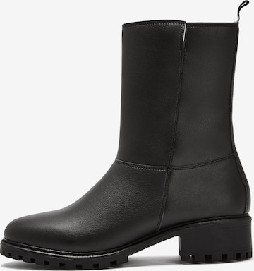 NINE TO FIVE Ankle Boots 'Mala' in Black