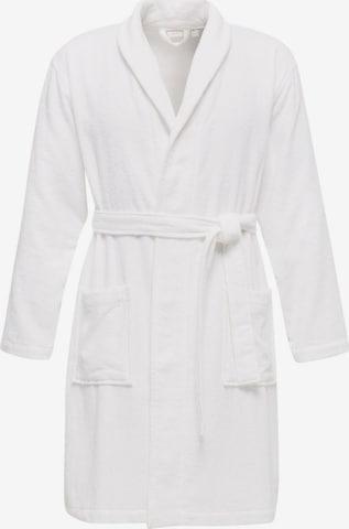 ESPRIT Bademantel in Weiß