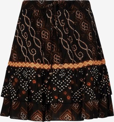 Isla Ibiza Bonita Skirt 'AZTEK' in Black, Item view