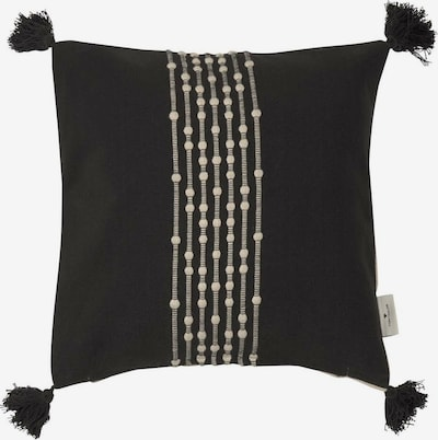 TOM TAILOR Kussens in de kleur Beige / Zwart, Productweergave