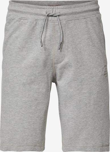 Petrol Industries Pantalon en gris chiné, Vue avec produit