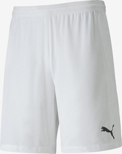 PUMA Shorts in weiß, Produktansicht