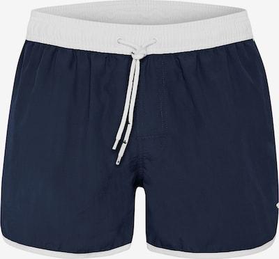 TOM TAILOR Zwemshorts 'JOS' in de kleur Donkerblauw, Productweergave