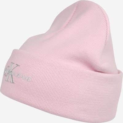 Calvin Klein Jeans Čepice - růžová / stříbrná, Produkt