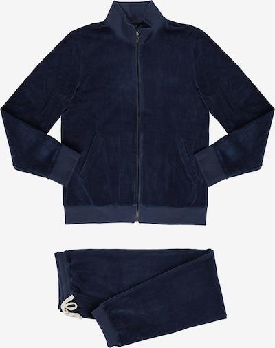 HOM Pyjama lang ' Gregory ' in de kleur Donkerblauw, Productweergave
