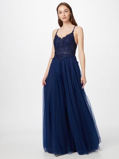mascara Kleid in marine, Modelansicht