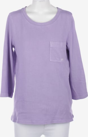Marc O'Polo Sweatshirt / Sweatjacke in XS in Lila