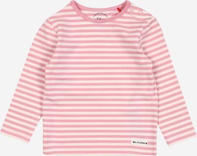 s.Oliver Shirt in altrosa / weiß, Produktansicht