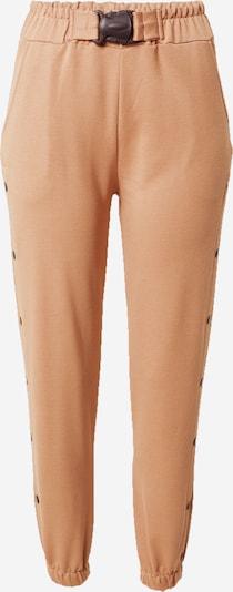 Pantaloni Trendyol di colore beige / nero, Visualizzazione prodotti