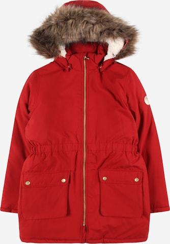 Veste d'hiver 'Mabe' NAME IT en rouge