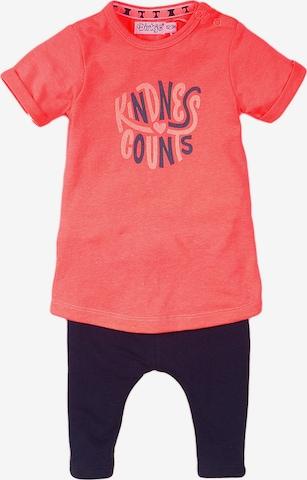 Dirkje Shirt + Leggings in Blau