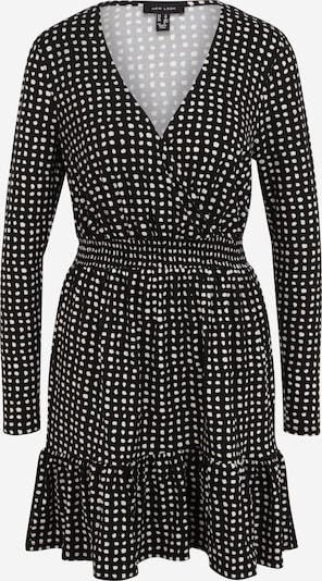 NEW LOOK Kleid 'Molly' in schwarz / weiß, Produktansicht
