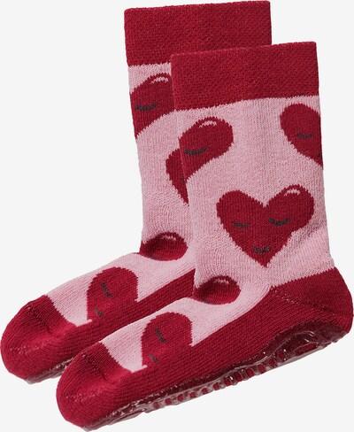 SANETTA Socken in pink, Produktansicht