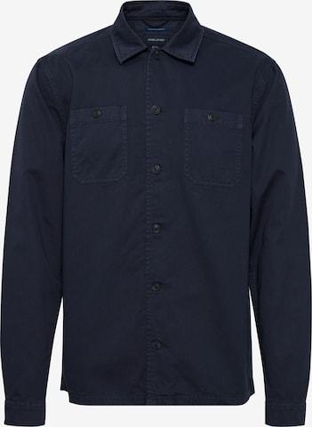 BLEND Hemd 'AVINO' in Blau
