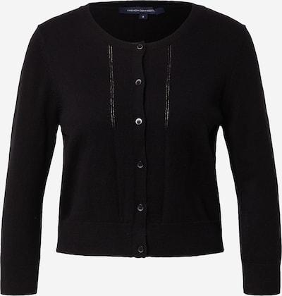 FRENCH CONNECTION Strickjacke in schwarz, Produktansicht