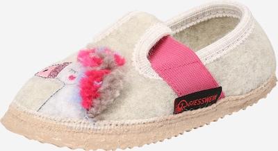 GIESSWEIN Kapcie 'Trabening' w kolorze beżowy / różowym, Podgląd produktu