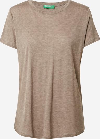 UNITED COLORS OF BENETTON T-shirt en noisette, Vue avec produit