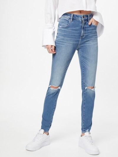 American Eagle Jeans 'DREAM' in blue denim, Modelansicht