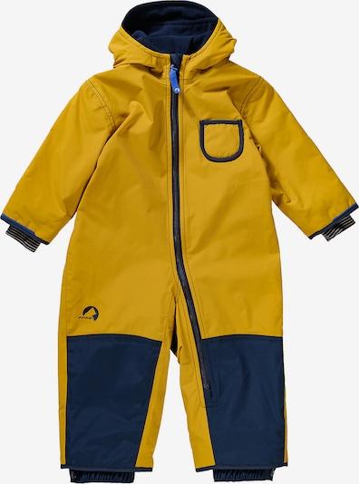FINKID Schneeanzug in blau / gelb, Produktansicht