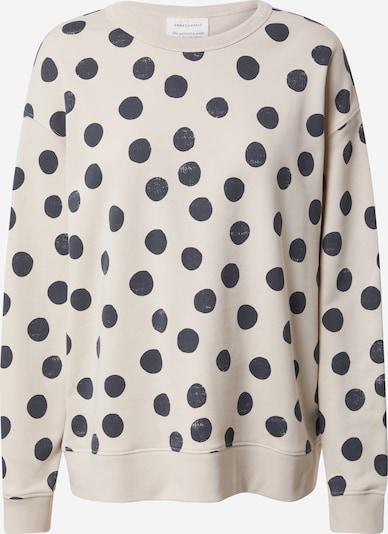 ARMEDANGELS Sweatshirt in nude / schwarz, Produktansicht